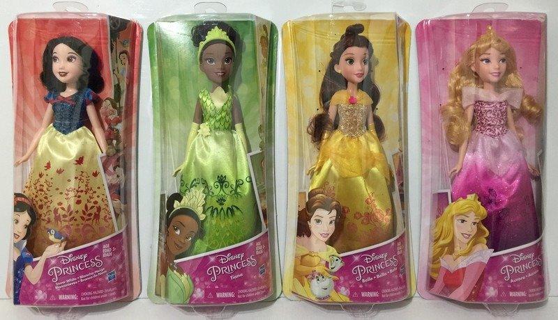 Disney Princess sæt 12 stk. billede