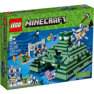 LEGO minecraft sæt 5 kasser (Nyheder 2018) billede