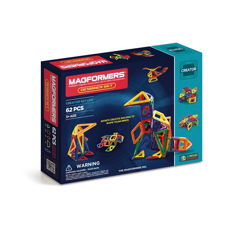 Magformers special sæt 4 kasser billede
