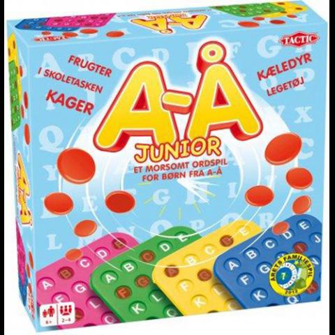 A-Å Junior billede