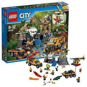 LEGO City pakke (Nyheder 2018) (7 store kasser) billede