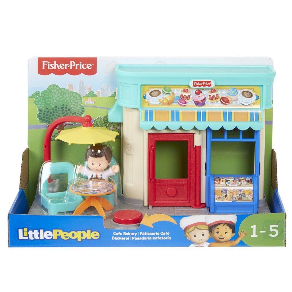 Fisher-Price LP Bakery Playset billede
