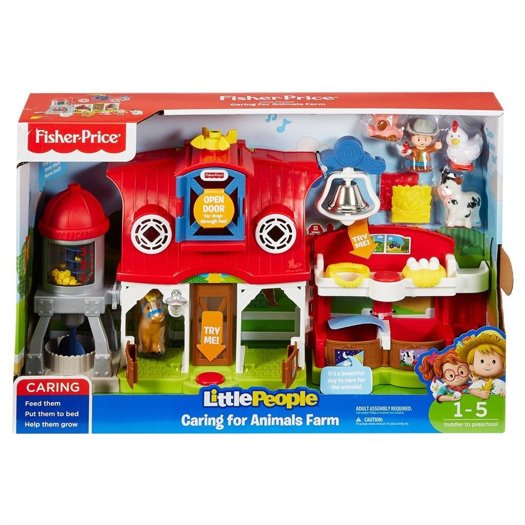 Fisher-Price LP Caring for Animals Farm billede